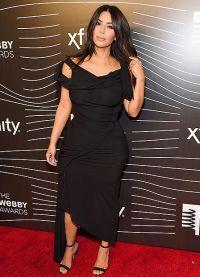 Kim Kardashian la Premiile Webby Award