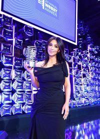 Pentru Kim este primul premiu din viața ei