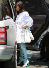 Un alt aspect la modă, Kim a atras atenția experților