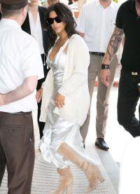 Kim Kardashian a avut întotdeauna o pasiune pentru Treads