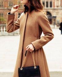 Классическое женское пальто 3