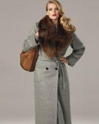 Классическое женское пальто 5
