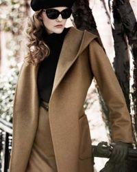 Классическое женское пальто 6