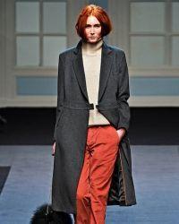 Классическое женское пальто 7