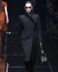 Классическое женское пальто 9