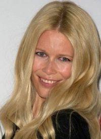 Claudia Schiffer fara machiaj 6