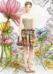 коллекция валентино весна лето 2014