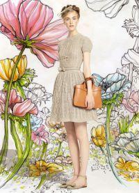 коллекция валентино весна лето 2014 3