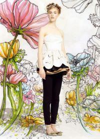 коллекция валентино весна лето 2014 8