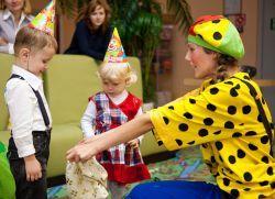 Конкурсы на детский день рождения