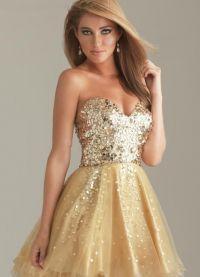 Короткие платья 2014 10