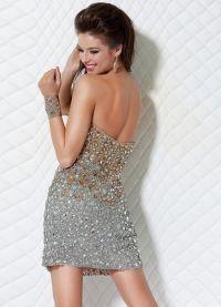 Короткие платья 2014 11