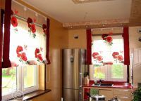 Красивые шторы на кухню5