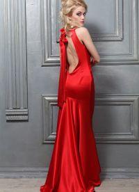 красивые вечерние платья в пол 2014 1
