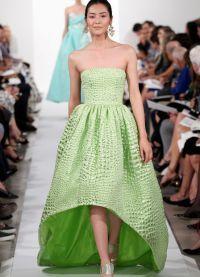 красивые вечерние платья в пол 2014 3