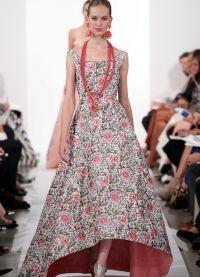 красивые вечерние платья в пол 2014 6