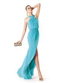 красивые вечерние платья в пол 2014 7