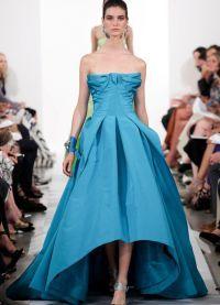 красивые вечерние платья в пол 2014 8