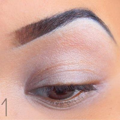 самый красивый макияж глаз 1