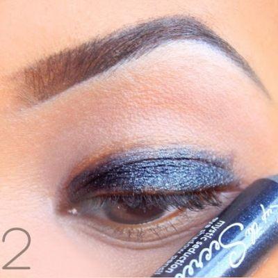 самый красивый макияж глаз 2
