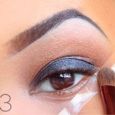 самый красивый макияж глаз 3
