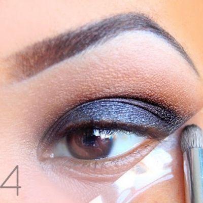 самый красивый макияж глаз 4