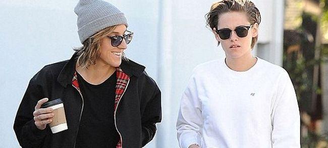 Kristen Stewart i njezin djevojka