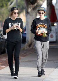 Kristen Stewart i njezin djevojka dugo skrivao vezu