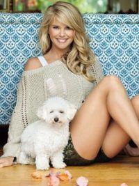 Christie Brinkley pentru animale de companie