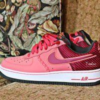 Кроссовки на платформе Nike 9