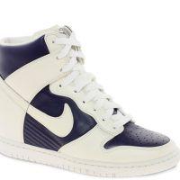 Кроссовки на платформе Nike 1