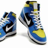 Кроссовки на платформе Nike 5