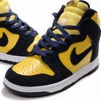 Кроссовки на платформе Nike 7