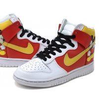 Кроссовки на платформе Nike 8