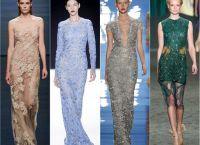 кружевные платья 2014 2