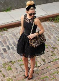 кружевные платья 2014 12