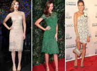 кружевные платья 2014 7