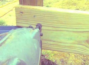 Крыльцо из дерева своими руками15