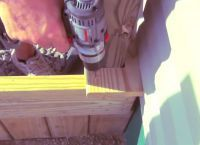 Крыльцо из дерева своими руками43