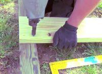 Крыльцо из дерева своими руками7