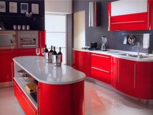 кухни модульные в современном стиле 7