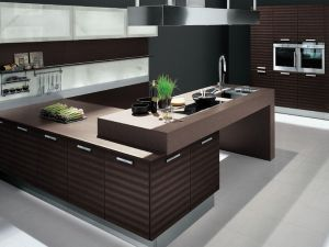 кухни модульные в современном стиле 8
