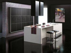 кухни модульные в современном стиле 9
