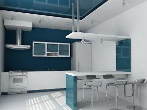 кухни модульные в современном стиле 12