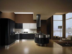 кухни модульные в современном стиле 14