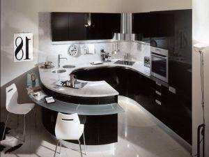 кухни модульные в современном стиле 2