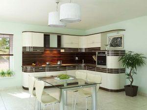 кухни модульные в современном стиле 3