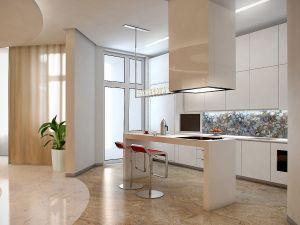 кухни модульные в современном стиле 21