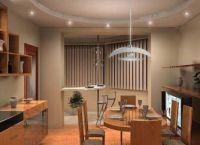 Кухня с балконом объединение дизайн4