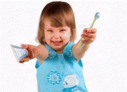 молочные зубы у детей лечение